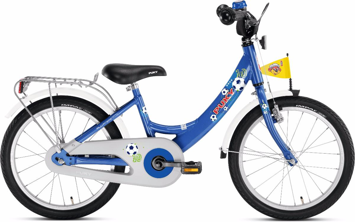 Велосипед Puky Zl-18-1 Alu 2016 Blue Football