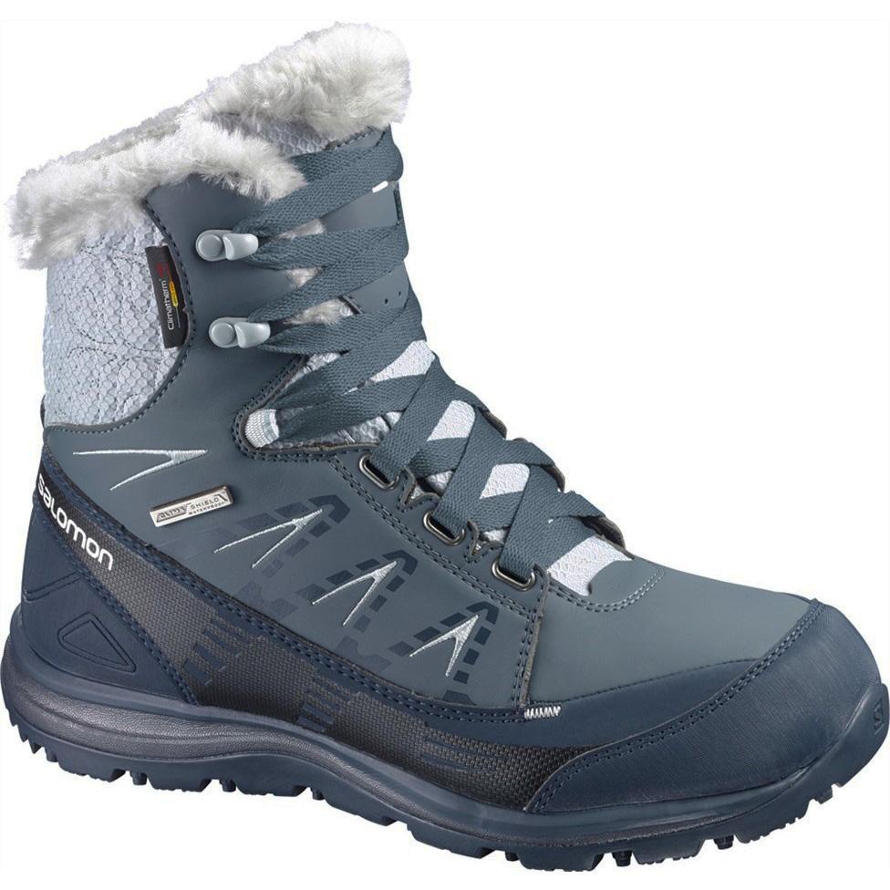Купить Ботинки городские (высокие) SALOMON KAINA MID CS WP W Обувь для города 1150023