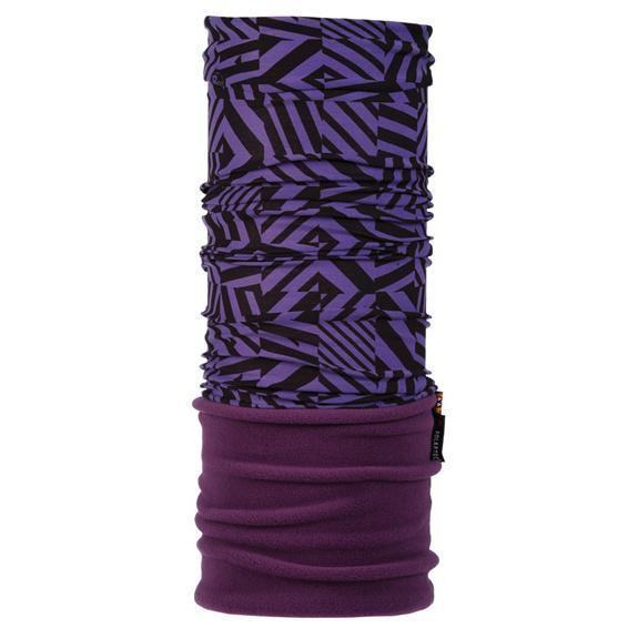 Купить Бандана BUFF TUBULAR POLAR OP MORADO REIGN Банданы и шарфы Buff ® 722105