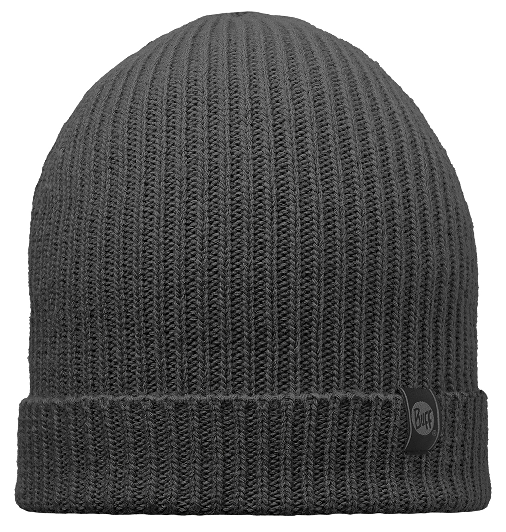 Шапка Buff Knitted Hat Basic Steel Grey