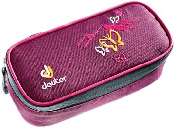 Купить Пенал Deuter 2015 School Pencil Case blackberry butterfly Рюкзаки школьные 1147504