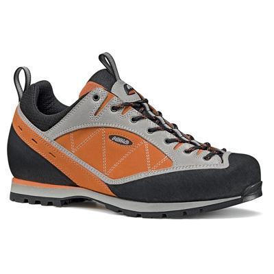 Купить Ботинки для альпинизма Asolo Alpine Distance ML orange/silver, Альпинистская обувь, 814686