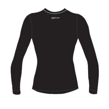 Футболка С Длинным Рукавом Accapi Merino Wool Longsl.t-Shirtman Black (Черный)