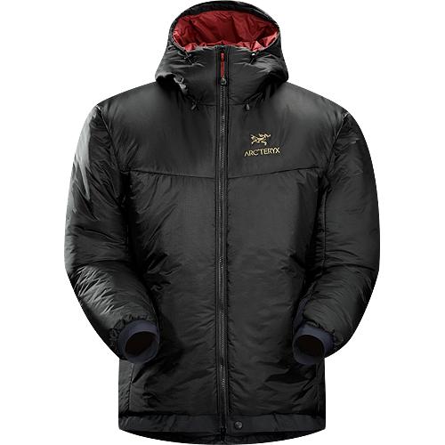 Куртка туристическая Arcteryx