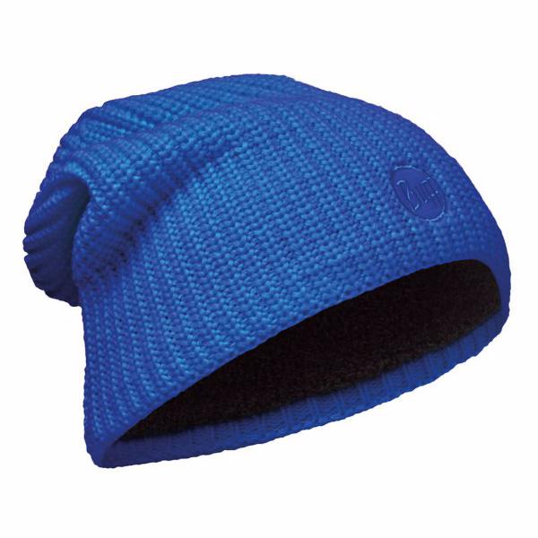Шапка Buff Knitted & Polar Hat Buff Dripblue Skydiver-Blue Skydiver-Standard/od