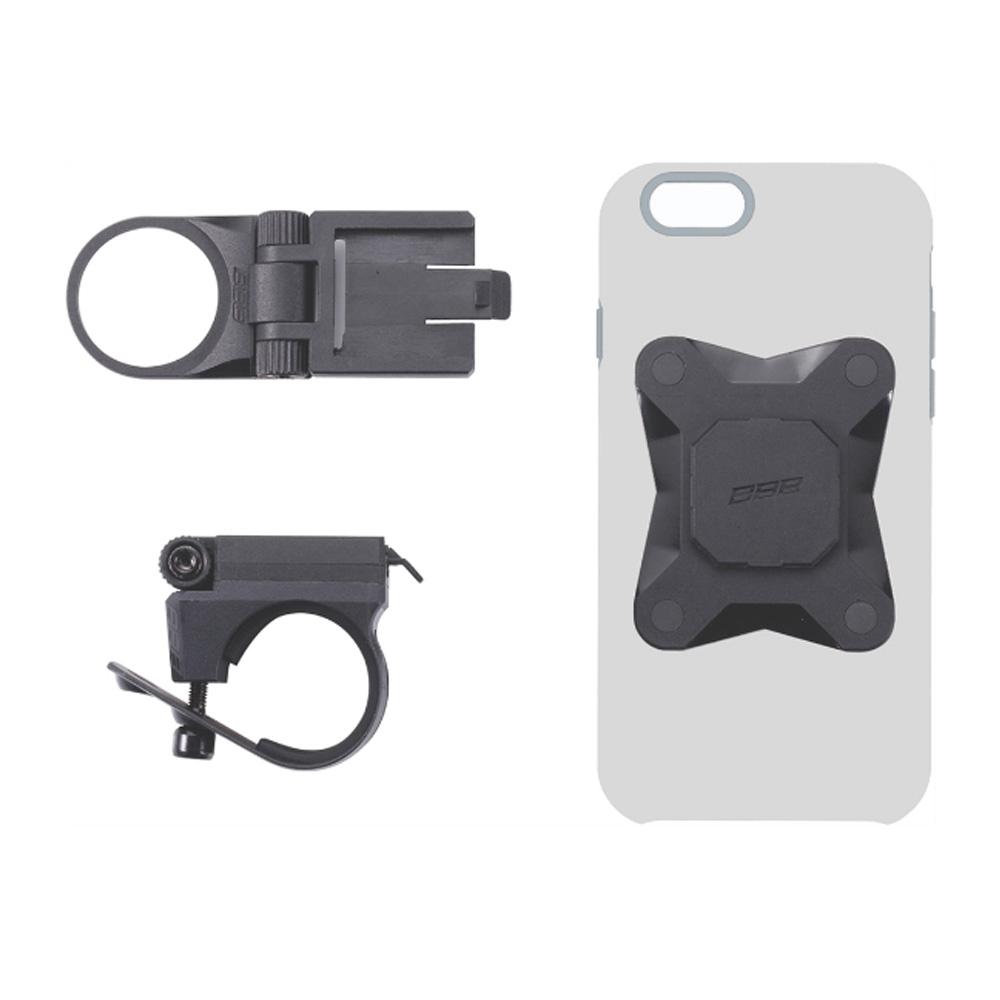 Warden Universal Adhesive Backplate (Including Bsm-91/92) Комплект Крепежа Для Телефона Bbb Warden Universal Adhesive Backplate (Including Bsm-91/92) Черный (Б/р) Bsm-41