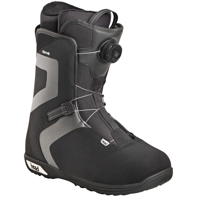 Ботинки для сноуборда HEAD 2017-18 ONE BOA black - купить недорого ... c8a9ca322c5
