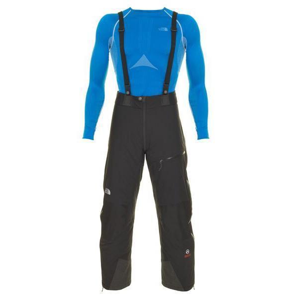 Купить Брюки туристические THE NORTH FACE 2012-13 Summit M MAKALU INSULATED PANT (Black) черный Одежда туристическая 851185