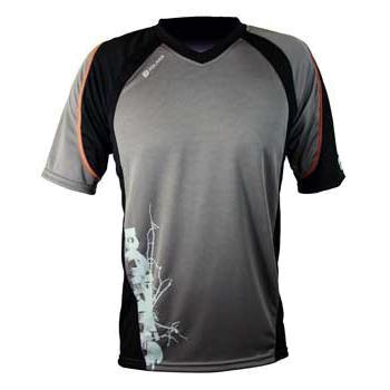 Джерси Polaris 2012 Nomad Tee Black/Grey черный/серый