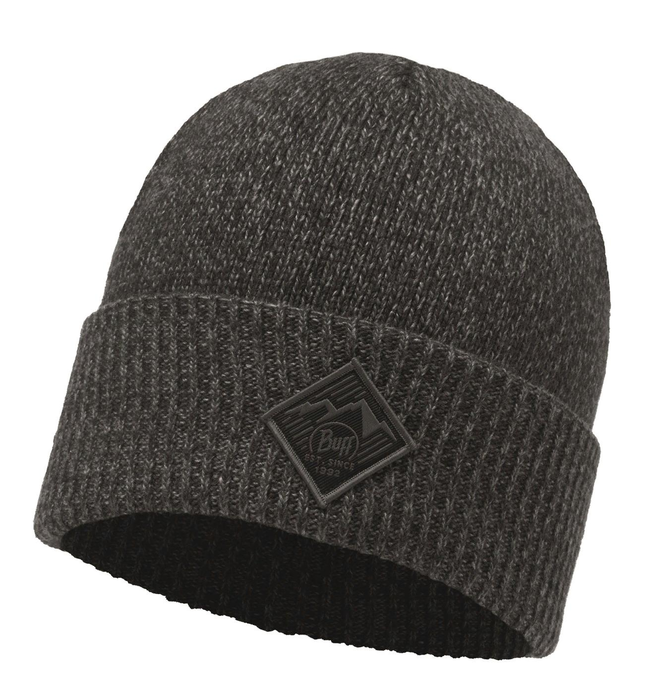 Шапка Buff Knitted Hat Pavel Grey