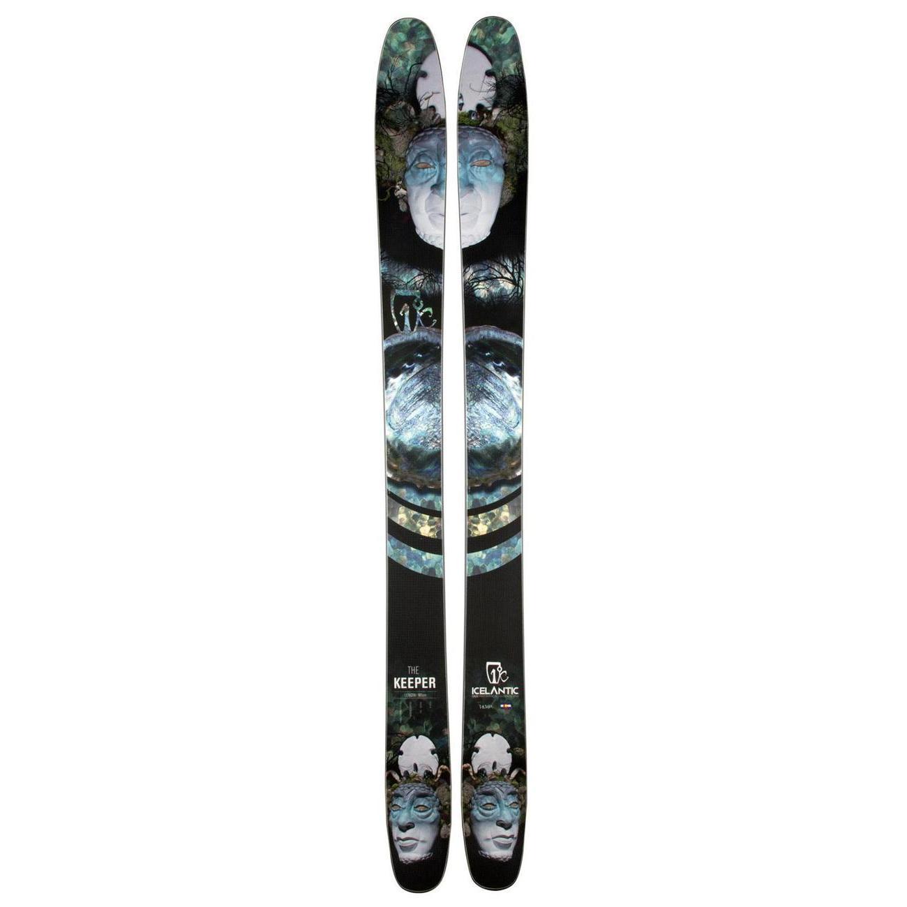 Купить Горные лыжи ICELANTIC 2014-15 KEEPER, лыжи, 1138724