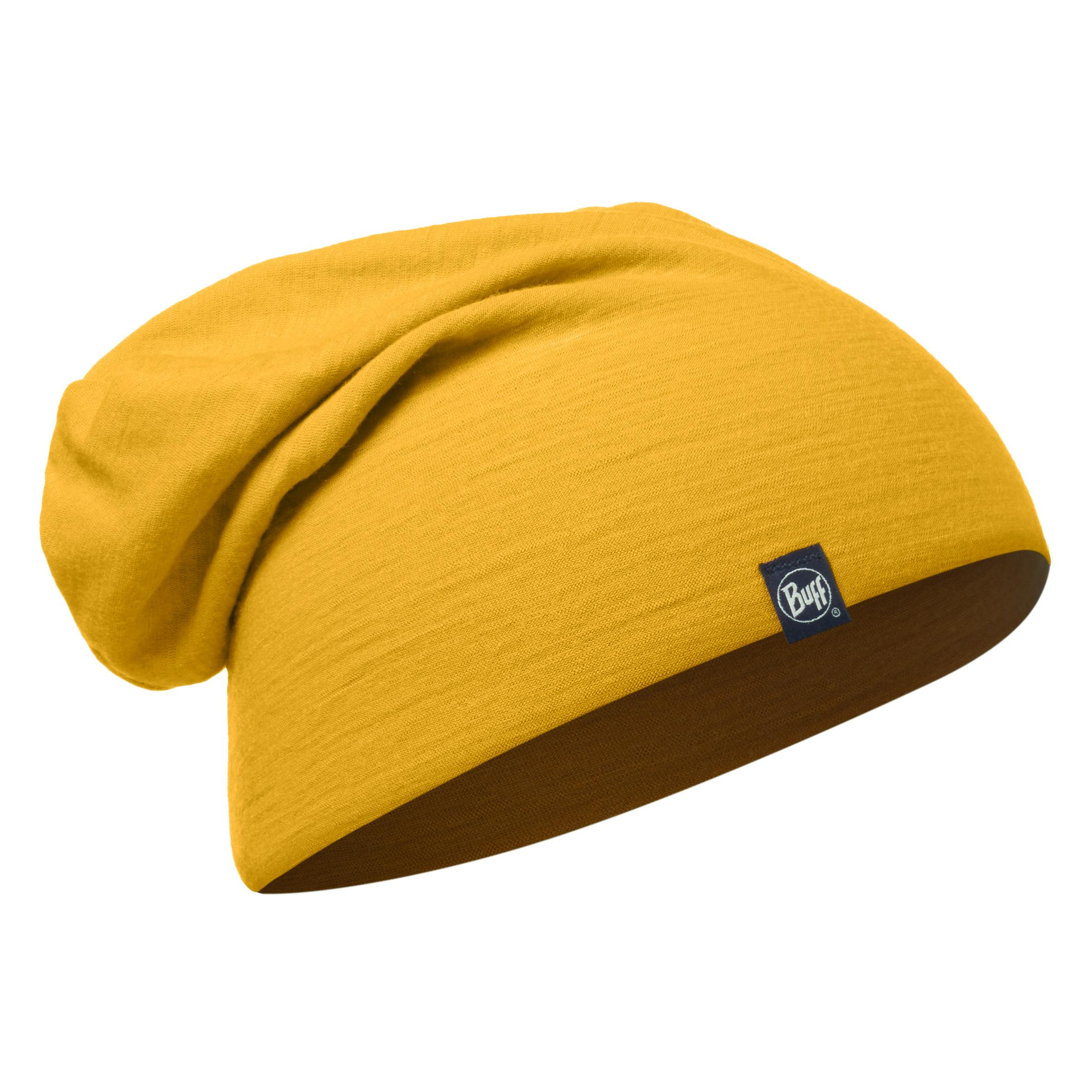 Купить Шапка BUFF WOOL SOLID MUSTARD Банданы и шарфы Buff ® 1312909