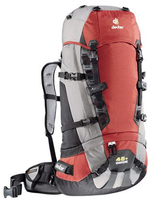 Рюкзак Deuter 2013 Guide 45+ lava-ash