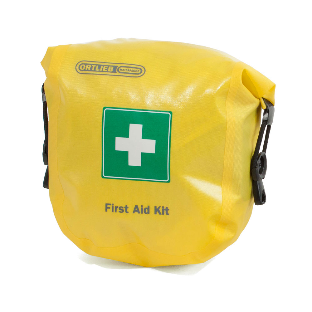 Аптечка Ortlieb 2017 First-Aid-Kit Safety Level High (Without Contents) от КАНТ