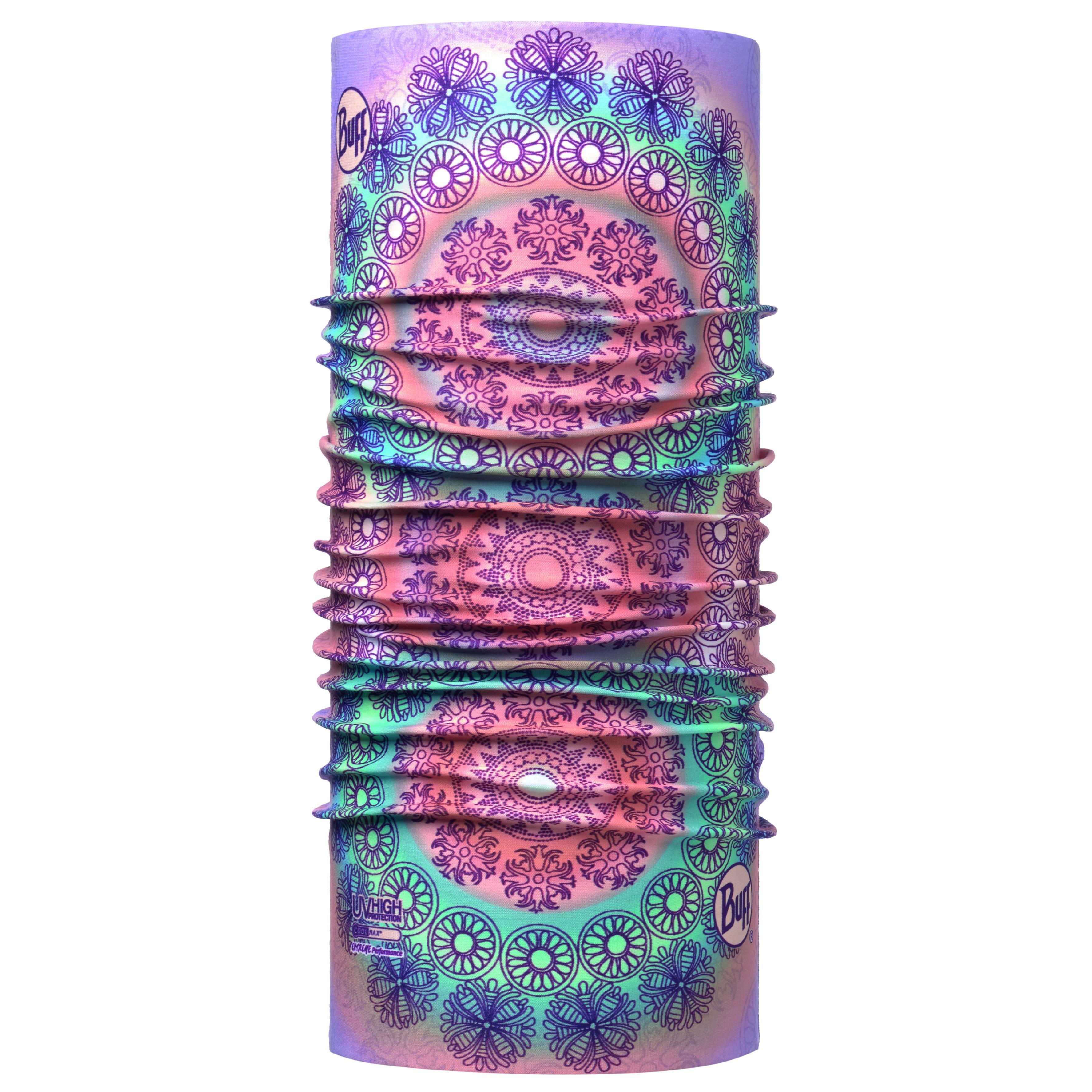 Купить Бандана BUFF UV PROTECTION SHANTRA VIOLET Банданы и шарфы Buff ® 1312824