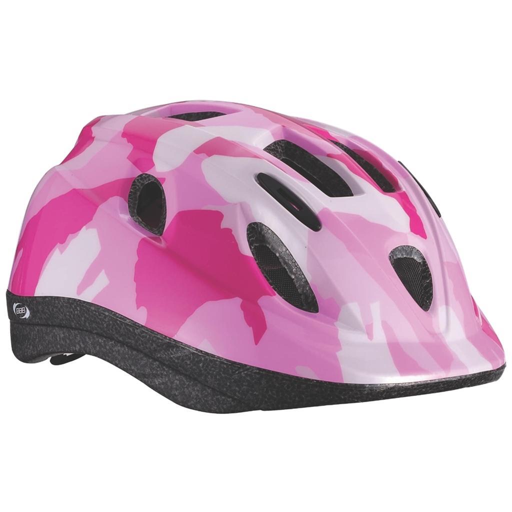 Велошлем Bbb 2018 Boogy Защитный/розовый