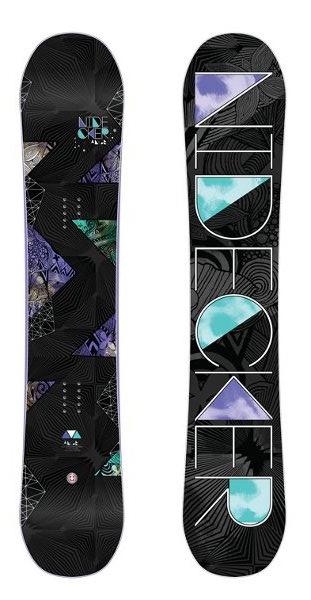 Купить Сноуборд NIDECKER 2012-13 Angel, доски, 850281