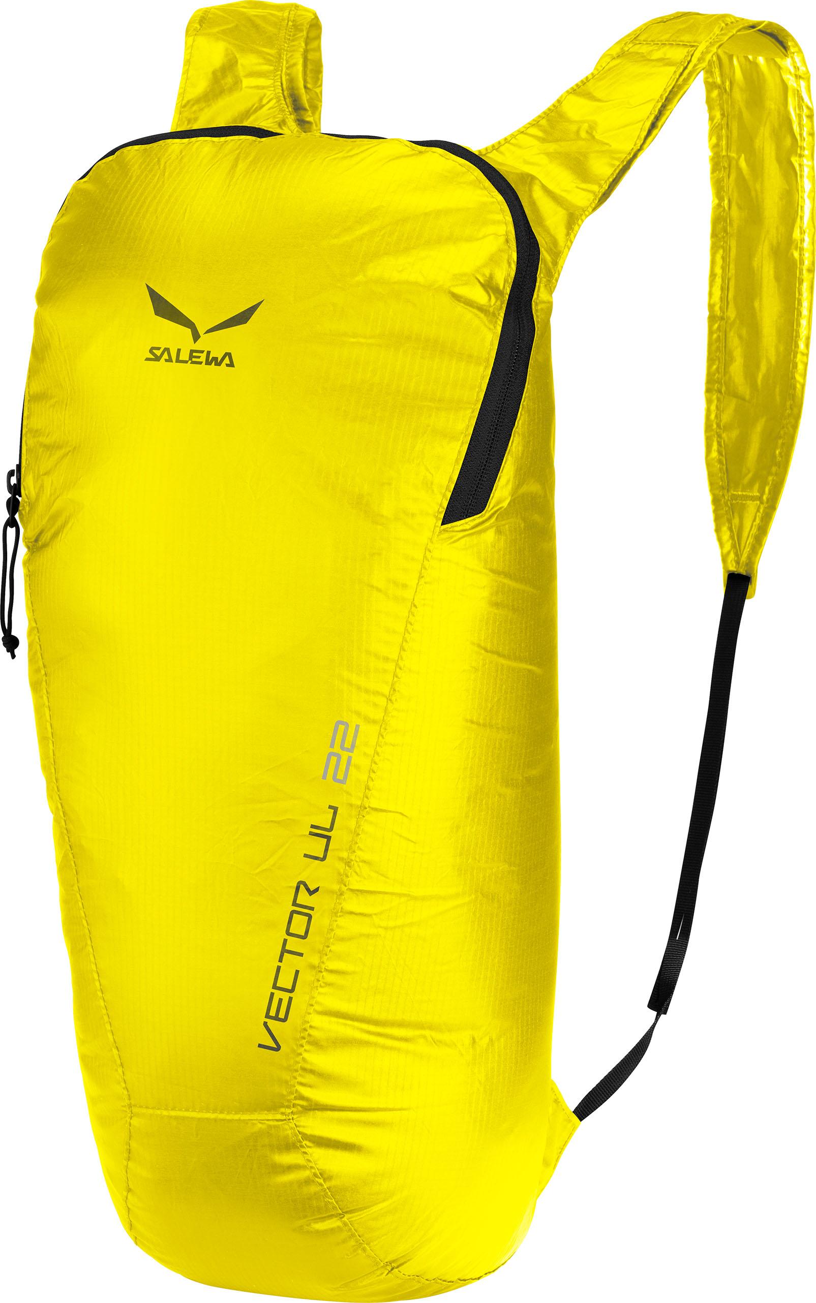 женский рюкзак salewa, желтый