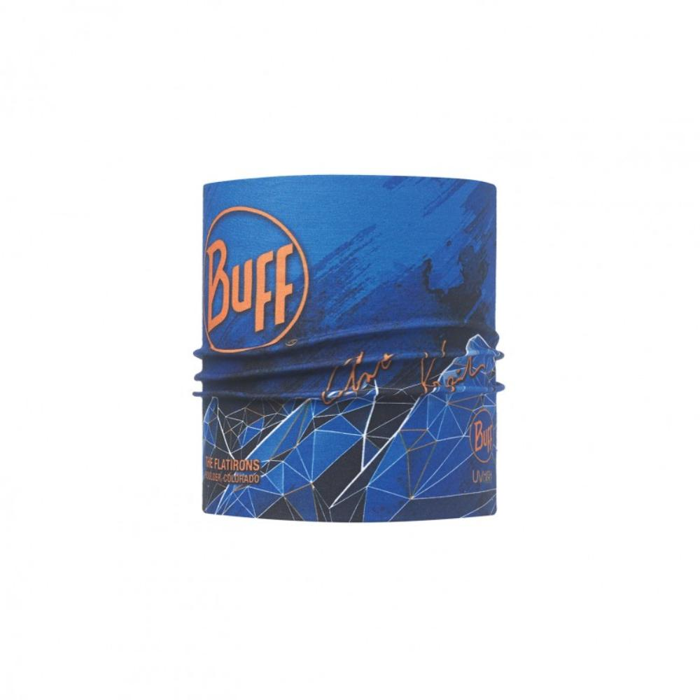 Бандана BUFF Half HALF ANTON BLUE INK/OD Банданы и шарфы Buff ® 1343504  - купить со скидкой