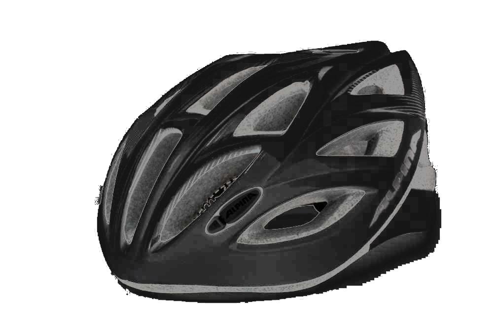 Купить Летний шлем Alpina SMU SOMO Vector anthracite-black, Шлемы велосипедные, 1180211