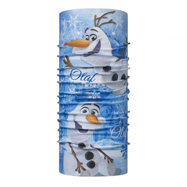 Купить Licenses Frozen Child Original Buff Olaf Blue, Бандана Buff Frozen Child Original Buff Olaf Blue, унисекс, Аксессуары Buff ®