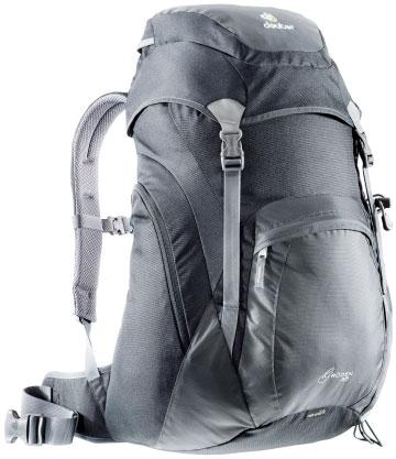 Купить Рюкзак Deuter 2015 Aircomfort Classic Groden 35 granite-black Рюкзаки туристические 1072933