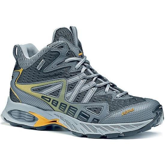 Купить Беговые кроссовки для XC Asolo Propulsion Jasper XCR ML жёлт-чёрн Обувь города 398378