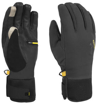Перчатки флис Salewa MTN TECH WS M GLV black