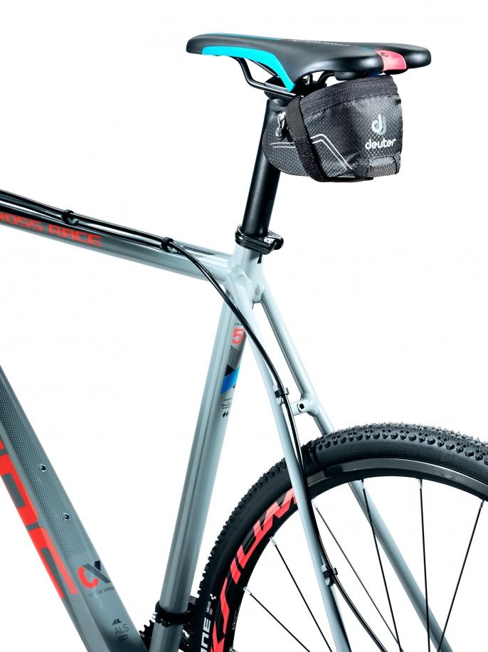 Купить Сумка Deuter 2018 Bike Bag Race Ii Black, унисекс, Велосумки