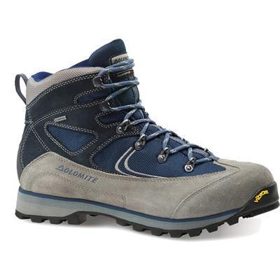 Купить Ботинки для треккинга (высокие) Dolomite 2014 Hiking ORTISEI GTX GREY-BLUE, Треккинговые ботинки, 1015674