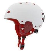 Купить Зимний Шлем Alpina PARK PRO white-red matt Шлемы для горных лыж/сноубордов 1131213