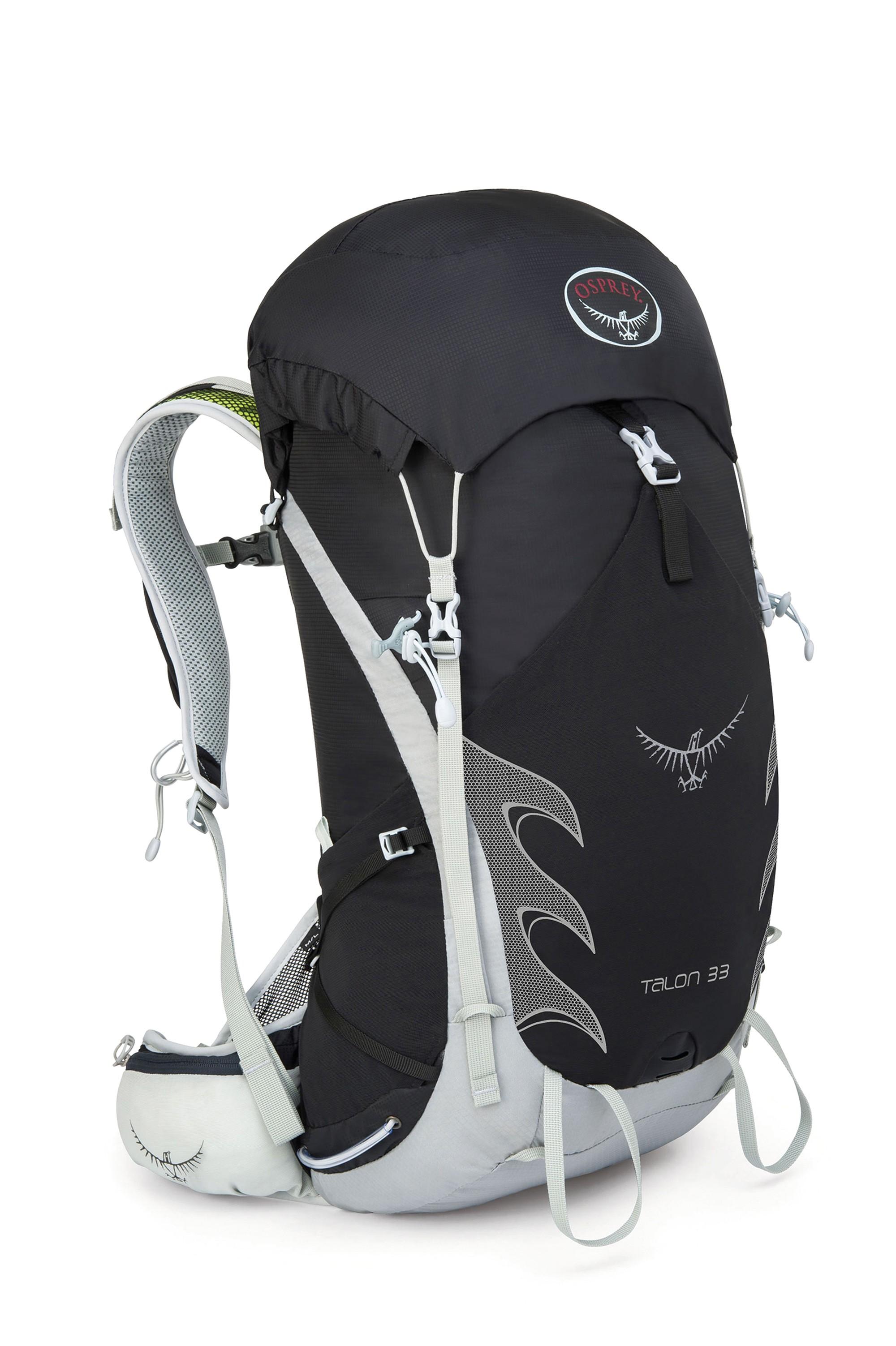 Купить Рюкзак туристический Osprey Talon 33 Onyx Black Рюкзаки туристические 1181583