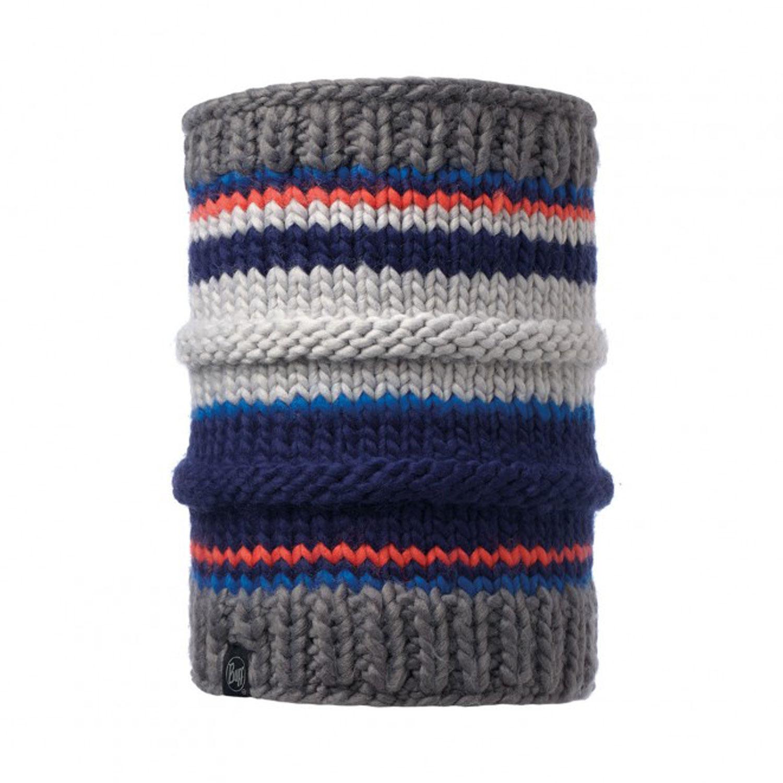 Шарф Buff Knitted & Polar Neckwarmer Dorian Blue Ink