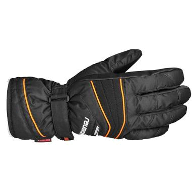Перчатки горные REUSCH 2012-13 Reusch Corado R-TEX XT black/orange popcicle