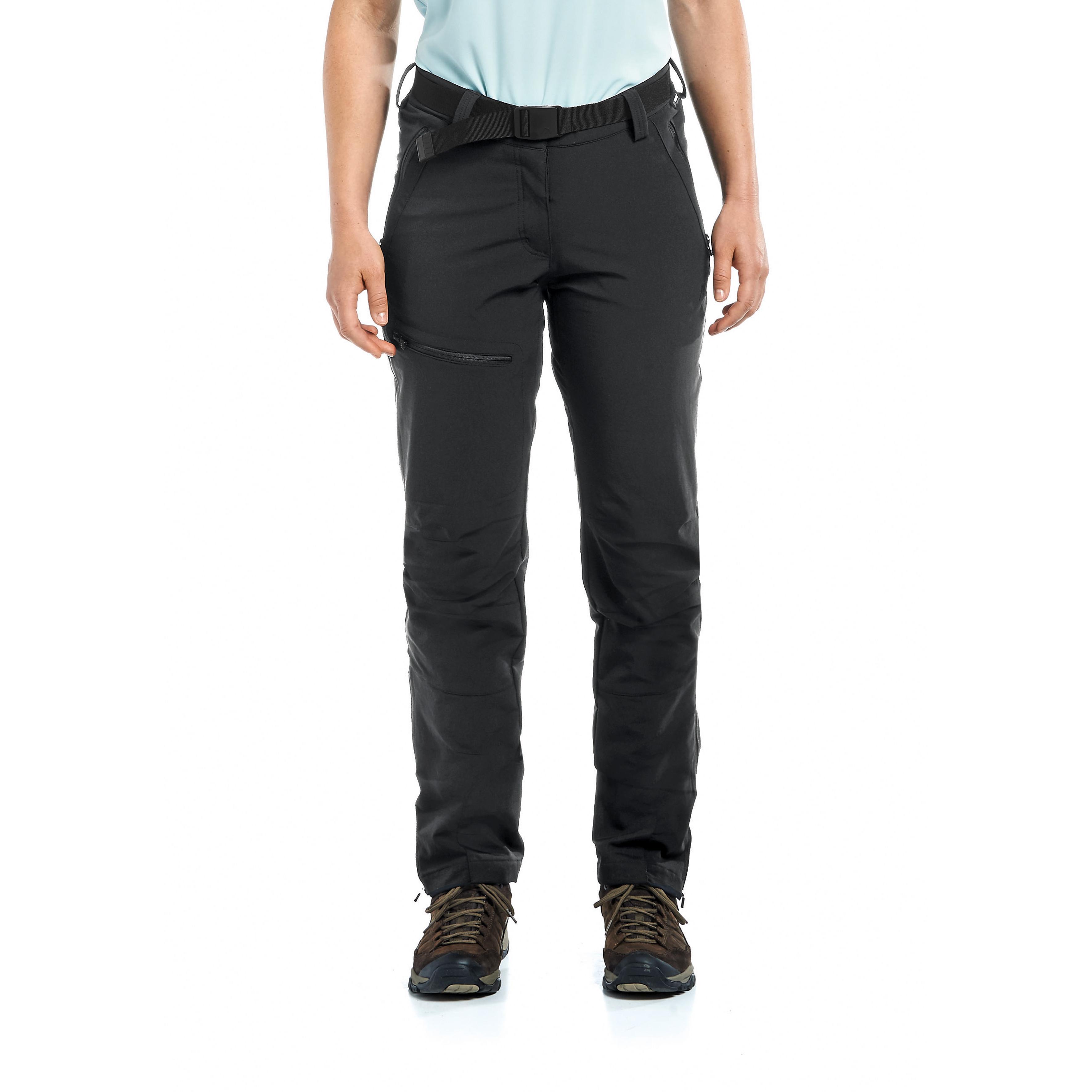 Купить Брюки для активного отдыха MAIER 2016 MS Pants Lana black Одежда туристическая 1255718