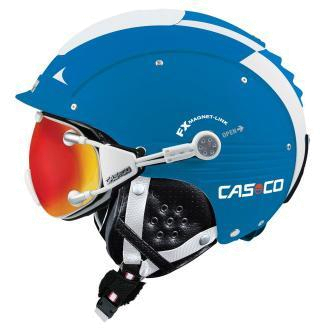Зимний Шлем Casco SP 5 Blue-White