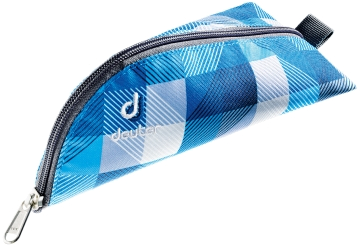 Пенал Deuter 2015 School Pencil Pouch blue arrowcheck