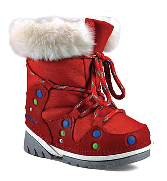 Луноходы Dolomite 2008-09 Moonboots Smart rosso(red)