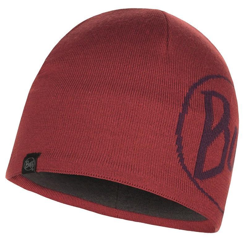 Шапка Buff Knitted & Polar Hat Lech Tibetan Red