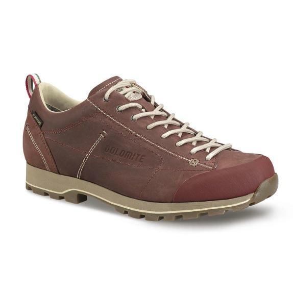 Купить Ботинки городские (низкие) Dolomite 2017-18 Cinquantaquattro Low Fg Gtx Chocolate Brown Обувь для города 1356604
