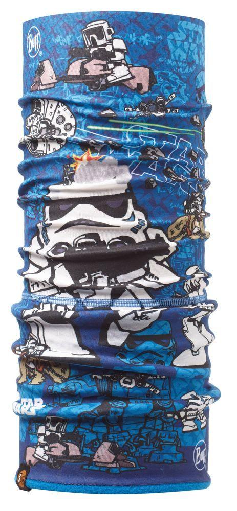 Бандана BUFF Polar Buff CLONES JR / HARBOR Детская одежда 1169087  - купить со скидкой