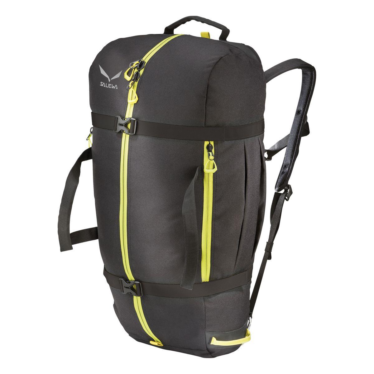 Купить Рюкзак туристический Salewa 2017 Ropebag XL black/ citro, Рюкзаки туристические, 1241133