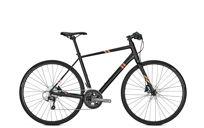 Велосипед Focus Arriba Tiagra 2018 Magicblackmatt