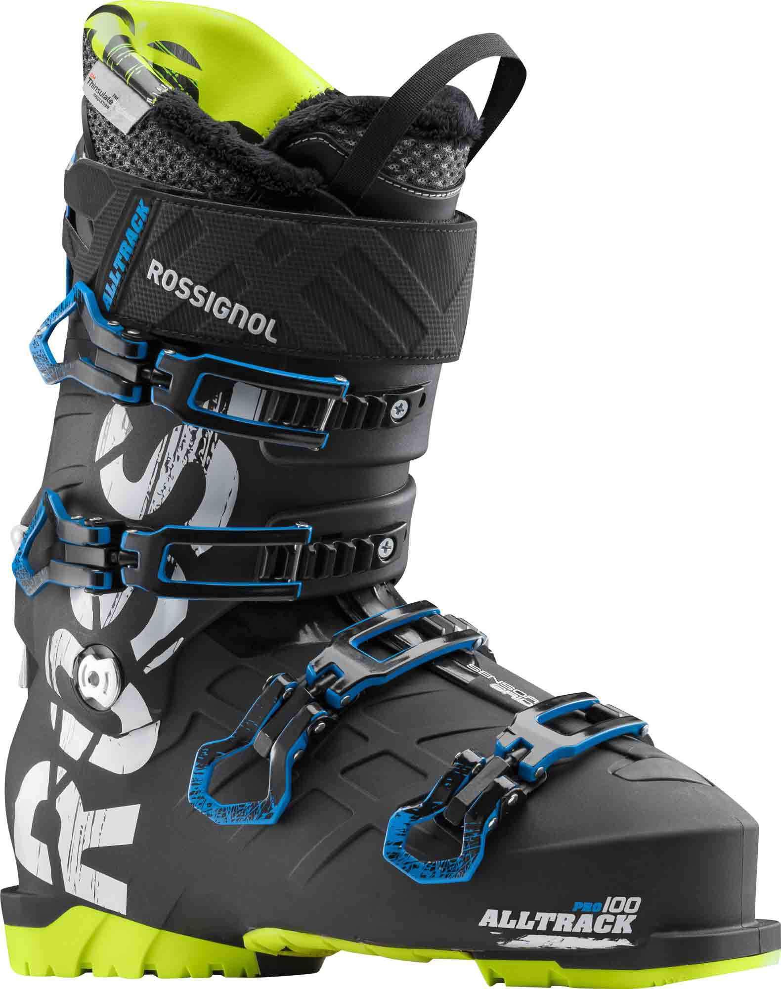 Купить Горнолыжные ботинки ROSSIGNOL 2017-18 ALLTRACK PRO 100 BLACK, Ботинки горнoлыжные, 1363783