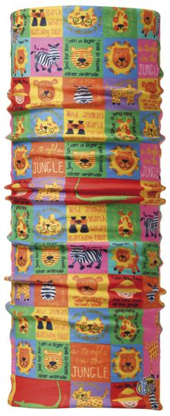 Купить Бандана BUFF TUBULAR BABY BUFF® SAFARI Банданы и шарфы Buff ® 840576