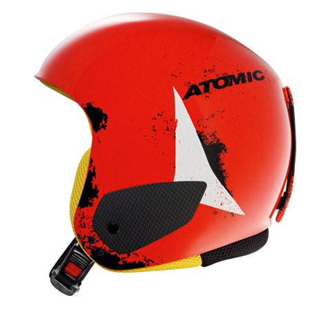Зимний Шлем Atomic Race REDSTER FIS Red