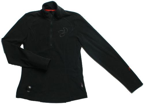 Купить Флис горнолыжный MAIER 2010-11 Lisa (black) черный Одежда горнолыжная 643562