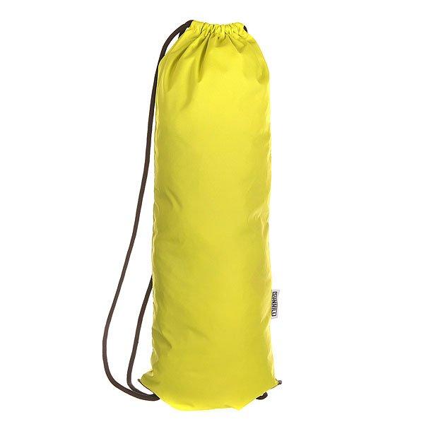 Купить Чехол для лонгборда Sun Hill Penny Bag Lime Аксессуары лонгбордов/скейтбордов 1340346