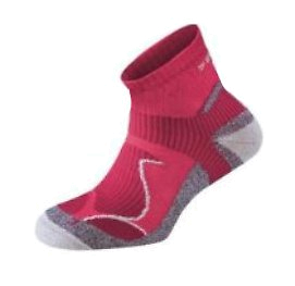 Носки Salewa APPROACH DRI SHORT SOCK raspberry