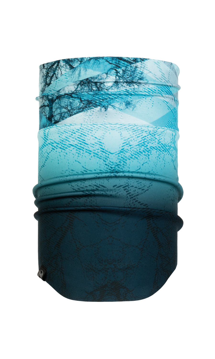 Купить Бандана BUFF WINDPROOF NECKWARMER MIST AQUA Банданы и шарфы Buff ® 1378058